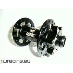 Mozzo anteriore WRC bici / XC / Crosscountry NERO - disco / QR9