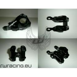 Attacco manubrio CAMPA BROS P-2 nero / bici / downhill / fr