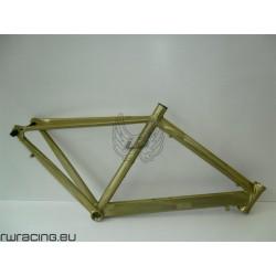 Telaio bici strada / corsa grezzo in alluminio + forcellino