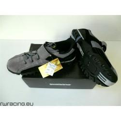 Scarpe Shimano MT40 con tacchette spd per bici / mtb 44 o 45