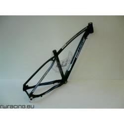 Telaio mtb 29 per bici / xc / crosscountry in alluminio Williams NERO / BLU a disco