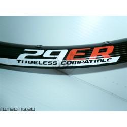 Cerchio bici / mtb ZTR 29 er - 32 fori, per tubeless
