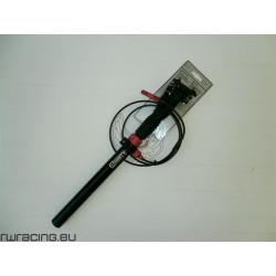 Reggisella bici / mtb telescopico Mighty 27.2 mm