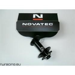 Mozzo anteriore Novatec 110mm / 32 fori per bici / mtb