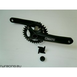 Guarnitura Mighty 32 denti - girobulloni 104 mm per bici / mtb