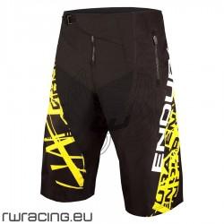 Pantaloni MT500 Burner Ratchet Short Endura gialli