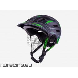 Casco Oneal Defender nero / verde