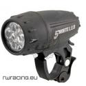 FANALINO / FANALE / LUCE BICI APOLLO 5 LED