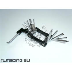Attrezzo / chiave / strumento multiuso / cacciaviti, brugole etc