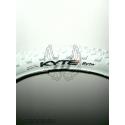 Copertone mtb 26 bianco x 2.10 Byte Kyte