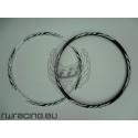 """Cerchio 29"""" WRC AM29 bianco / nero per bici / mtb / fr / am"""