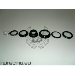 "Serie sterzo bici - FSA SX PRO tapered / 1-1/8"" / 1.5"""