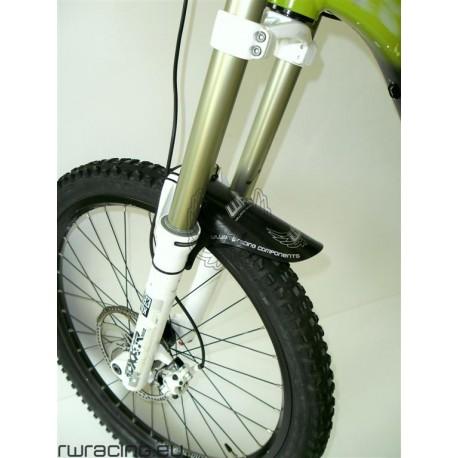 1pz Parafango anteriore Marsh in PVC - per bici, mtb, dh