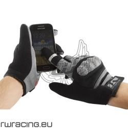 Guanti M-Wave con protezioni rigide per bici / mtb / dowhill / freeride