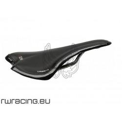 Sella in carbonio VELO Senso 139 grammi in carbonio per bici / mtb / strada / corsa