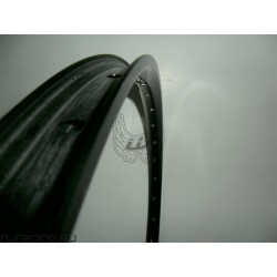 Cerchione WRC / Cerchio DH 26 nero per bici / mtb / downhill