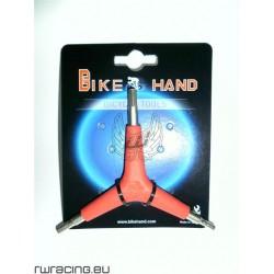 Attrezzi per manutenzione bici / mtb - Brugola 6 - 5 - 4 mm