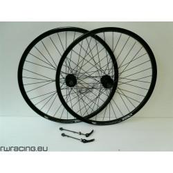 Coppia ruote Quasar 27.5 per bici / mtb a disco / mozzo a cassetta