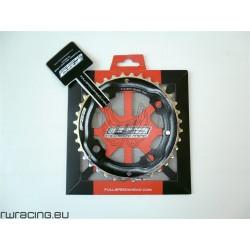 Corona bici / mtb FSA 36 x 104 per corona doppia / 4 fori