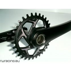 Guarnitura mtb singola Prowheel 32T