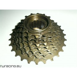 Pignone bici filettato 7v 14x28 denti