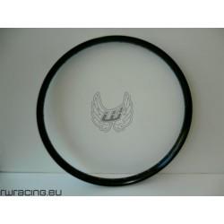 Cerchio mtb 27.5 plus di colore nero - 32 fori