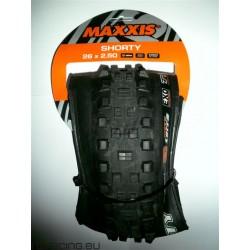 Copertone Maxxis Shorty 26 x 2.50 TR - 3C