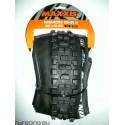 Copertone Maxxis Minion DHR II 26 x 2.40 TR per bici da freeride / downhill