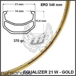 CERCHIO SUNRIMS EQUALIZER 21W GOLD