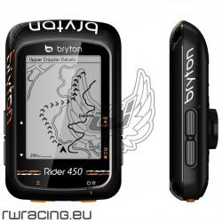 Ciclo computer Gnss bici Bryton Rider 450 E