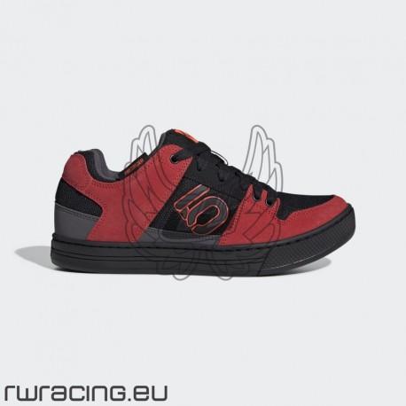 Scarpe Five Ten FREERIDER mtb dh - freeride - enduro (rosso - nero)