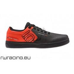 Scarpe Five Ten FREERIDER PRO mtb dh - freeride - enduro (nero - rosso)