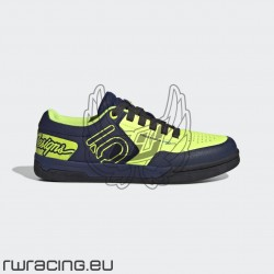 Scarpe Five Ten FREERIDER PRO TLD Troy Lee Designs mtb dh - freeride - enduro (nero giallo fluo)
