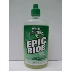 Lubrificante sintetico catena bicicletta EPIC RIDE 240 ml