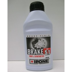 OLIO FRENI BICI / MTB IPONE BRAKE DOT 5.1 - 500 ml