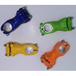 Attacco manubrio Fixed A-Head bici / mtb 28,6 mm - riduzione 25,4