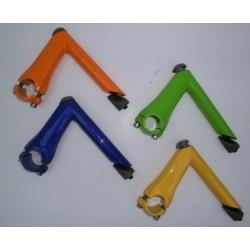 Attacco manubrio Fixed bici / mtb 28,6 mm - riduzione 25,4