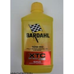 OLIO Lubrificante XTC C60 Off-Road BARDAHL 10W - 50 motore 4 tempi 1 Litro