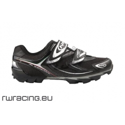 NORTHWAVE SPIKE BLACK/WHITE